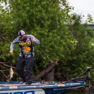 Major League Fishing pro Chris Neal