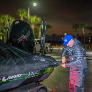 Major League Fishing Pro Fred Roumbanis