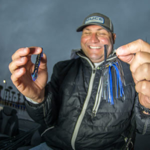 Major League Fishing pro Cliff Crochet