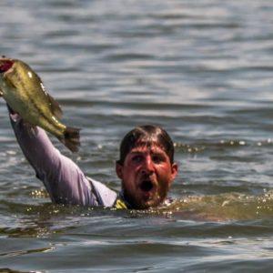 Major League Fishing Pro Keith Poche