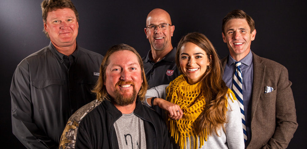 Image for Major League Fishing Reveals On-Air Talent for MLF NOW! Live Stream of the Bass Pro Tour