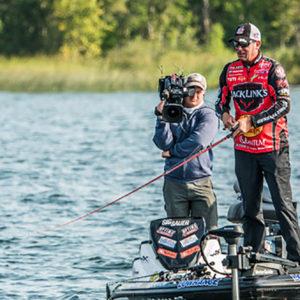 Major League Fishing pro Kevin VanDam