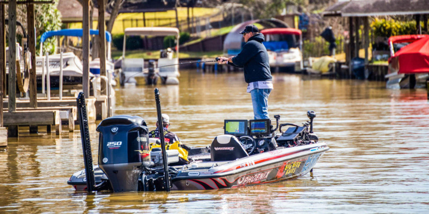 Follow Russ Lane's Advice for the Biggest Fish in the Pond in Pre-Spawn and Spawn