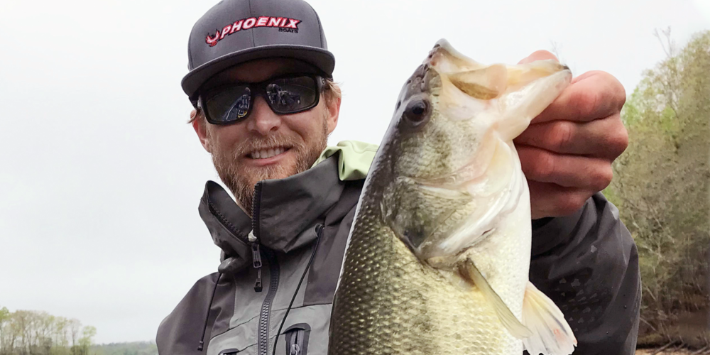 Image for Elam Gets the Most Out of Clear-Water Bass Fisheries in the Winter