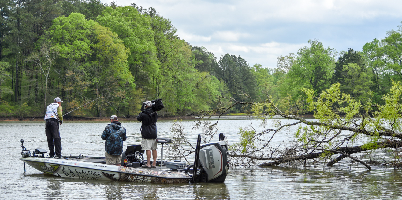 Morgan Defeated Home Lake Blues In Win On Lake Chickamauga Major League Fishing