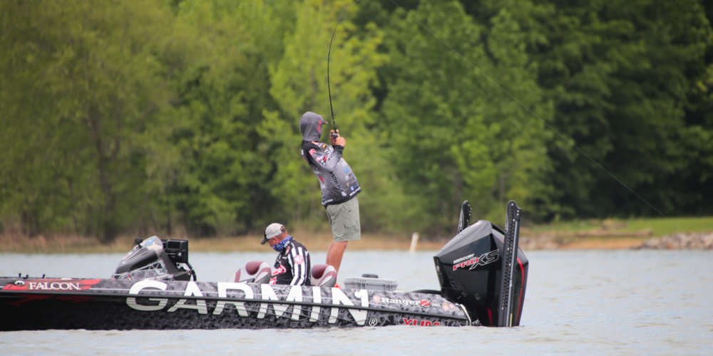 Image for Christie Surges 25 Places up SCORETRACKER, Advances to Knockout Round on Smith Lake