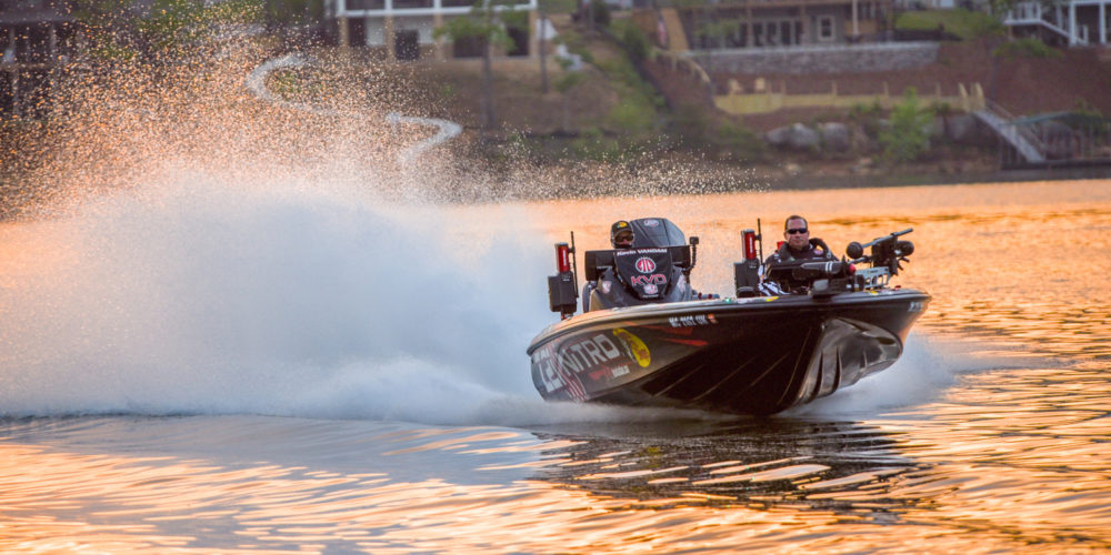 Image for Ride Along with Kevin VanDam for Table Rock Lake Breakdown