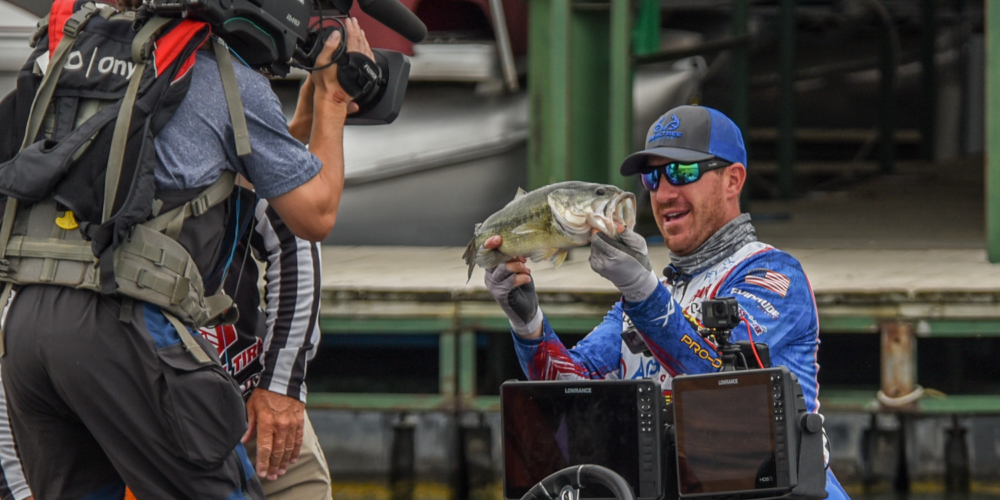 Image for Top 10 Baits: Drop-Shot, Topwater, Jigs Played Key Roles at Table Rock