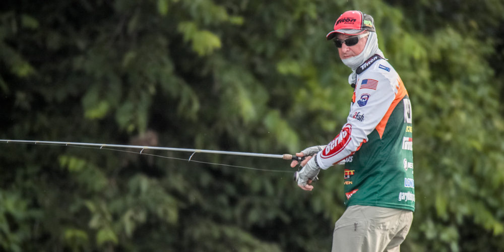 Image for Klein Proud and Thankful for Inaugural Bass Pro Tour Season
