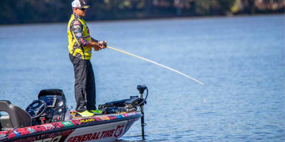 Image for Shotgun Round 2 of 2019 World Championship Welcomes Second Group of Anglers
