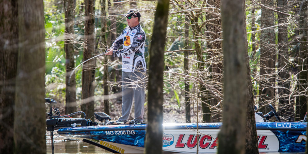 Image for PREVIEW: Stained Waters of Black River-Cocodrie Await Elimination Round Anglers