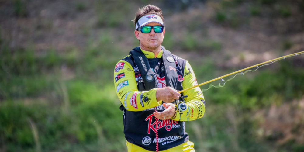 Image for SKEET REESE: It Was a Monumental First Year on the Bass Pro Tour
