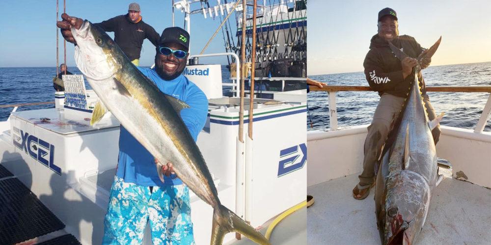 Image for ISH MONROE: Big Saltwater Bites Make Me Want Bigger Bass