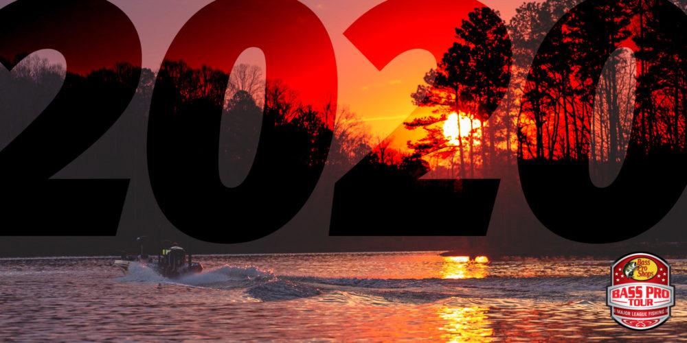 Image for Major League Fishing Announces 2020 Bass Pro Tour Schedule