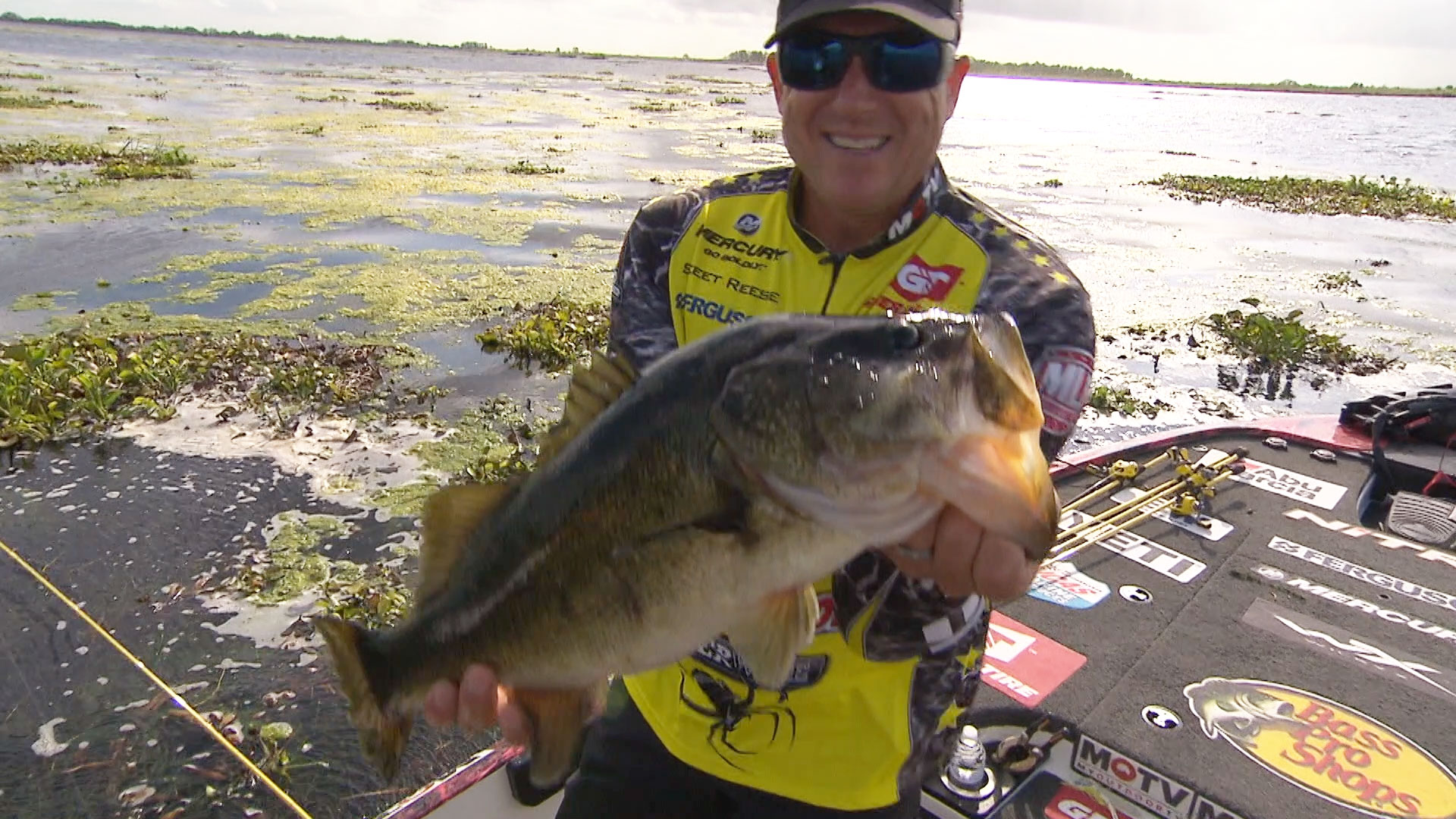MLF Anglers on the MLF + FLW Aquisition