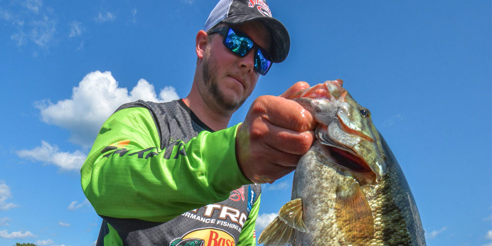 Image for JVD's Three Key Baits for Northern Smallmouth