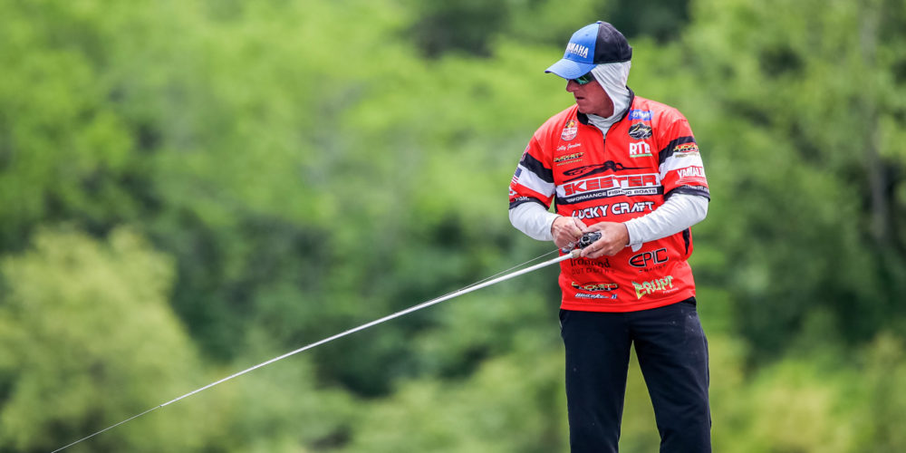 Image for KELLY JORDON: Lake Fork is a Homecoming for Me and MLF Format