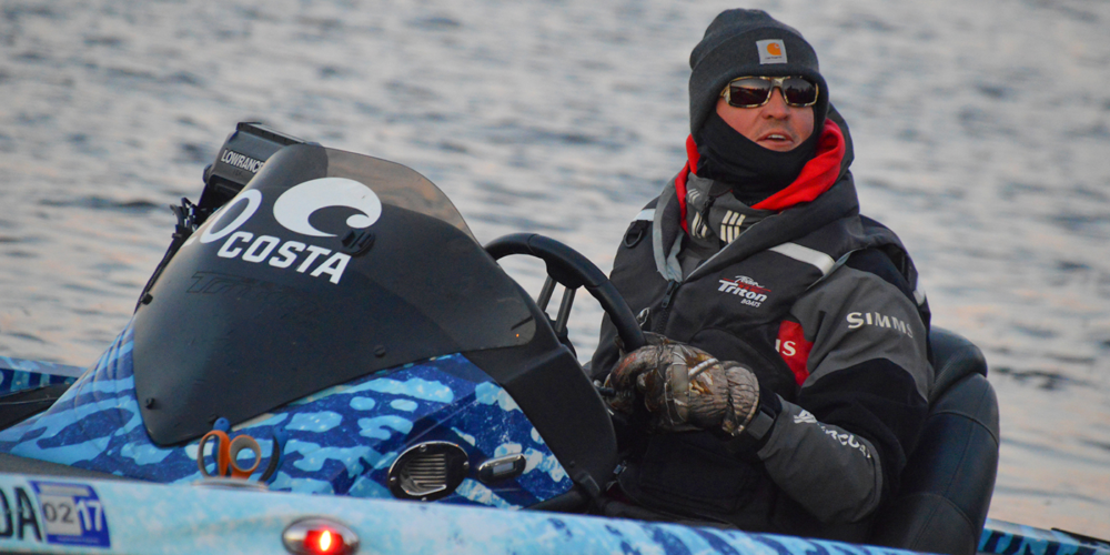 Image for Follow Casey Ashley's Advice for Cold-Water Success on Highland Lakes