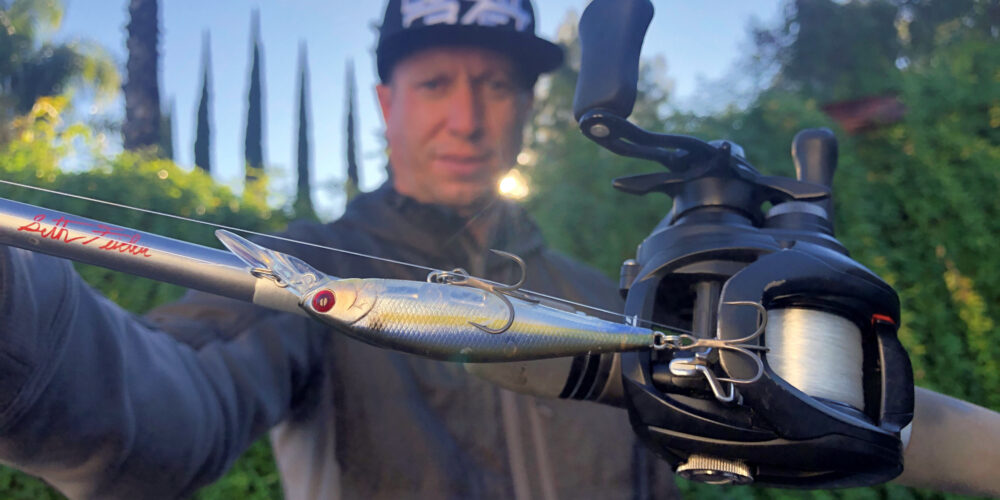 Image for Ehrler Breaks Down the Jerkbait: The Tiny Details that Will Get you More Bites