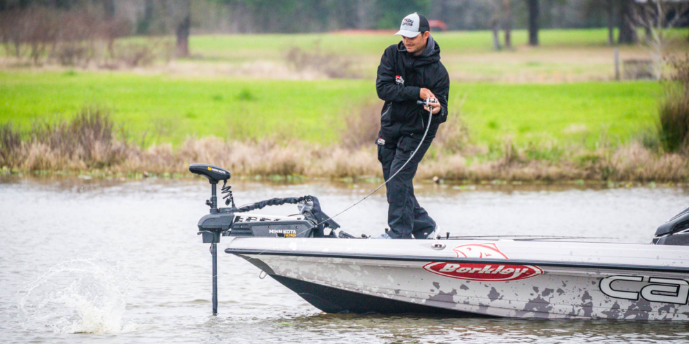 Image for Jordan Lee's Wintertime Grass Attack Plan Will Catch You More Bass