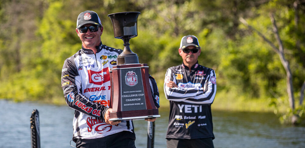 Image for Sprague Wins 2020 Challenge Cup, Neal and Montgomery Qualify for World Championship