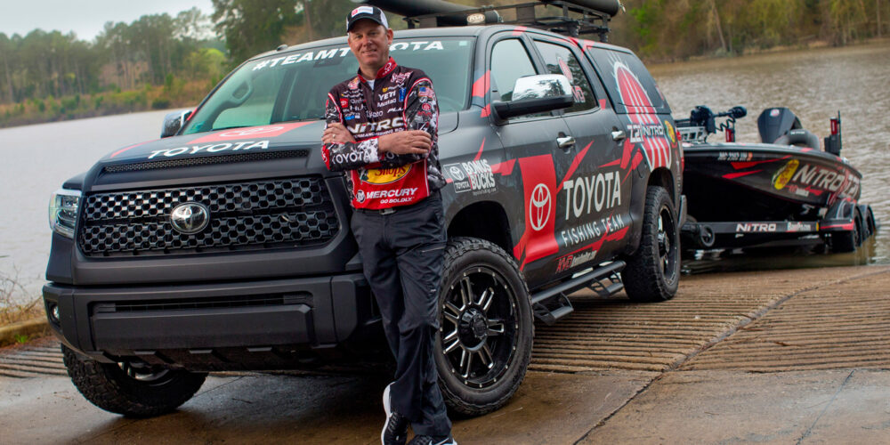 Image for Toyota Announces Sponsorship of Major League Fishing and FLW