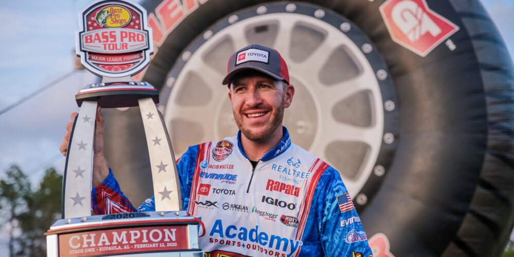 Image for Wheeler's Late-Day Surge Leads to Commanding Win on Lake Eufaula