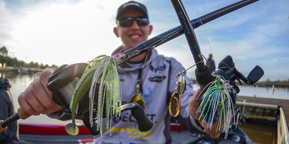 Image for TOP 10 BAITS: How They Caught 'Em at Stage One Eufaula