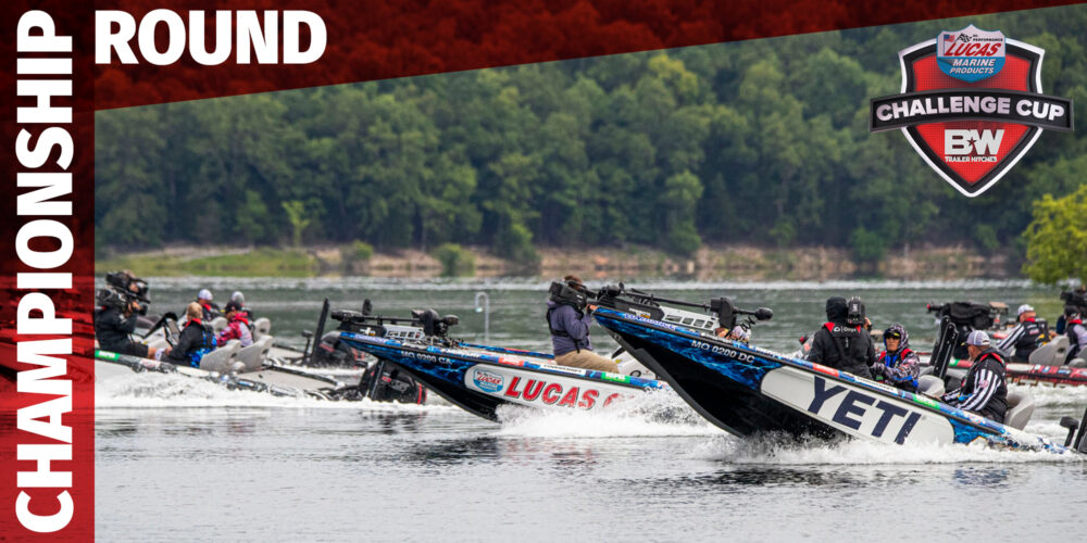 Image for VIEWER'S GUIDE: Championship Round on Bull Shoals Lake