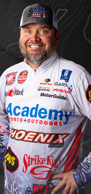 MLF Greg Hackney Profile
