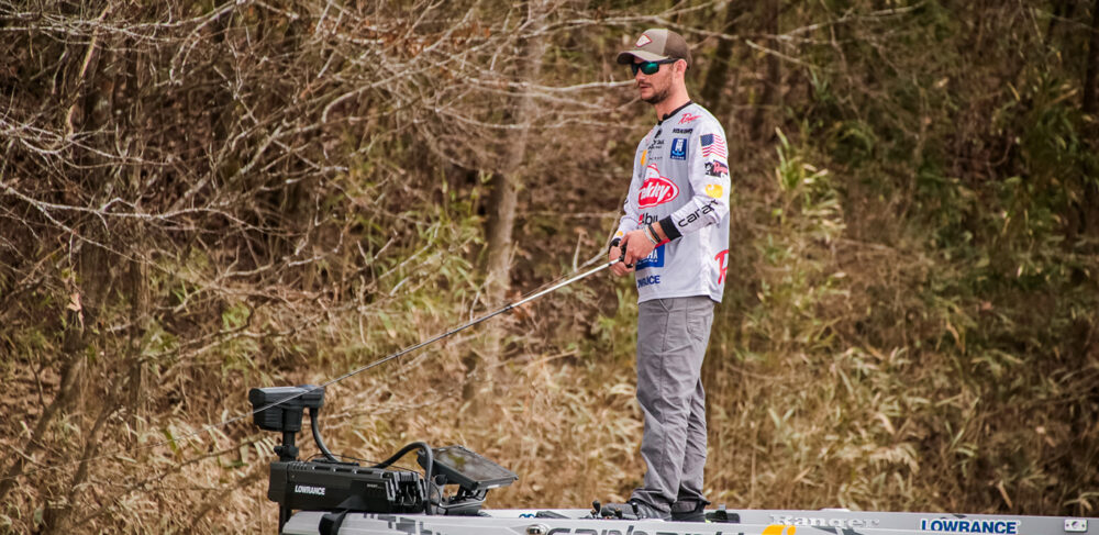 Image for Lee Recalls His Co-Angler Days for Magical Big Fish Spot