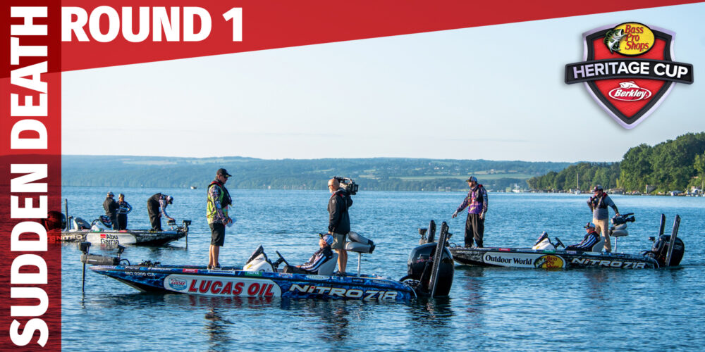 Image for VIEWER'S GUIDE: Heritage Cup Sudden Death Round 1 Heads to Skaneateles Lake