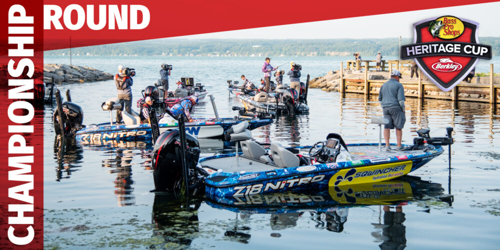 Image for VIEWER'S GUIDE: Heritage Cup Championship Round on Cayuga Lake