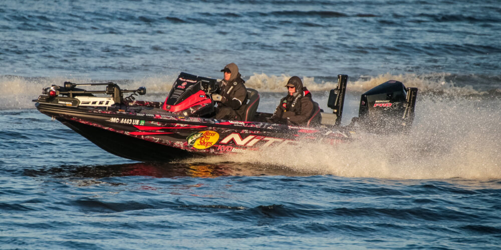 Image for KEVIN VANDAM: My Mad Scramble Continued at Lake Okeechobee