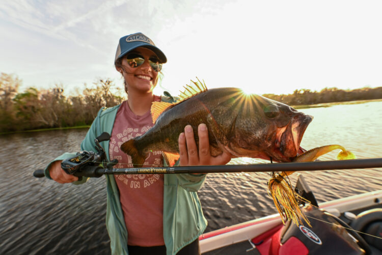 Image for The Wait is Over: Ultra-Sensitive St. Croix Legend® Xtreme Rods Available Now
