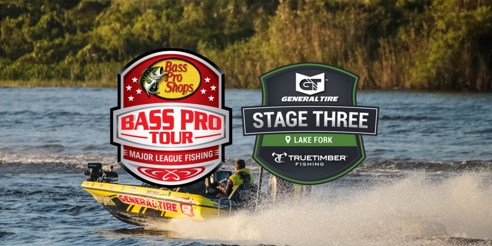 Image for Major League Fishing Bass Pro Tour Begins Friday on Lake Fork