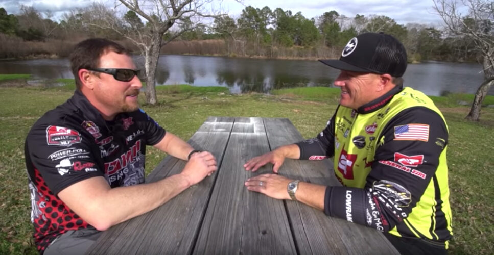Image for SKEET REESE: My (Non) Dock Talk with New MLF Pro Bryan Thrift