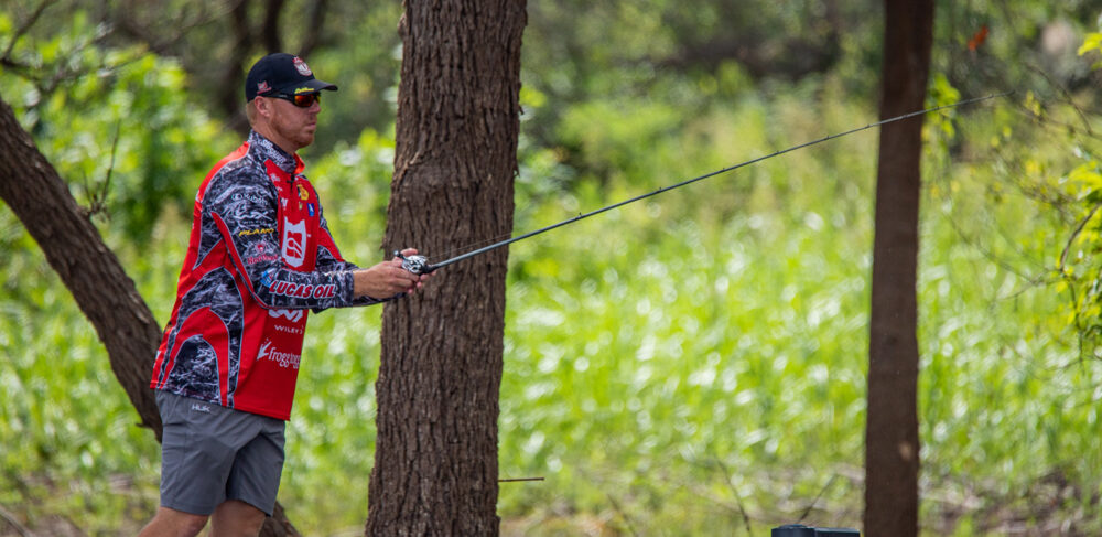 Image for Vinson & Browning Lead Top 6 in Elimination Round 1 of Patriot Cup