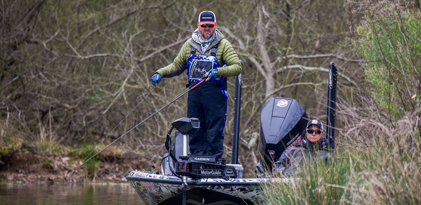 <strong>Jason Christie Shares Three Things You May Not Know About Frog Fishing</strong>