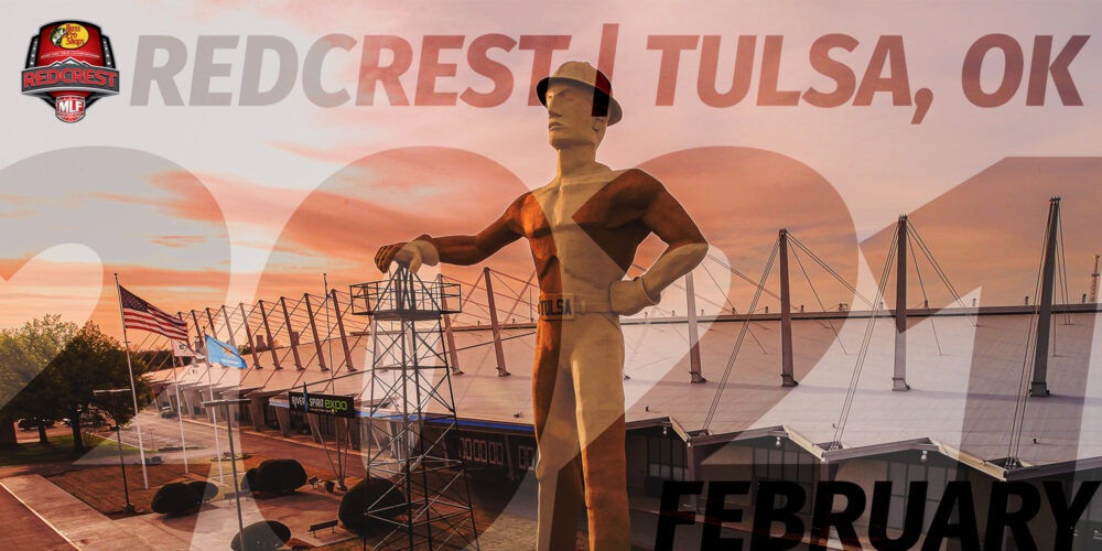 Image for Major League Fishing Announces Tulsa To Host REDCREST in February 2021
