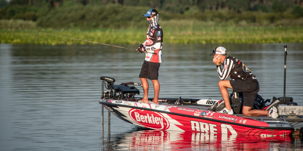 Image for How the Top 10 are Catching 'Em This Week on the Kissimmee Chain