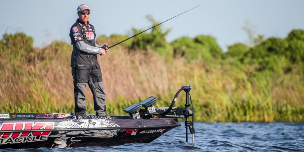 Image for BRYAN THRIFT: So Far So Good in my First Year on the Bass Pro Tour