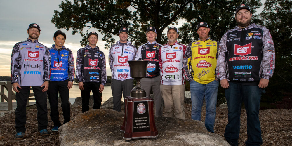 Image for Omori Wins First MLF Cup; World Championship Field is Set