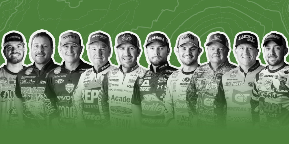 Image for Things to Know About the 10 Anglers Competing in Heavy Hitters Championship Round