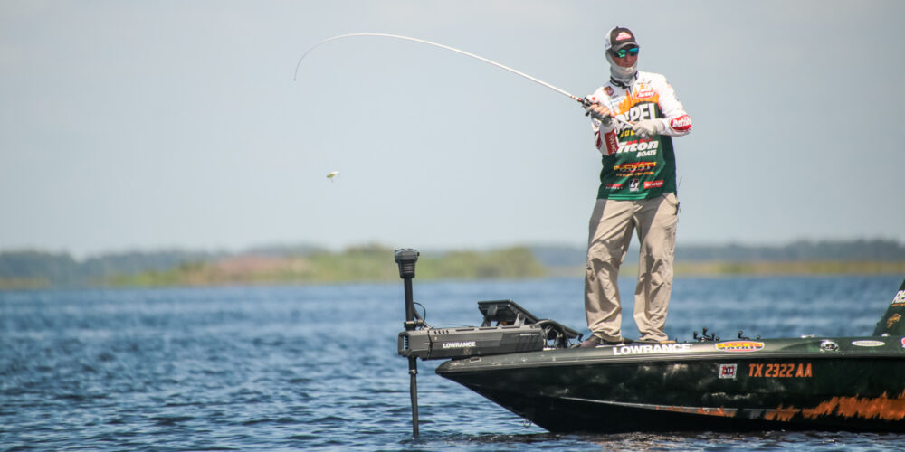 Image for Klein on Speed Reeling: 'One of my Favorite Ways of Catching Fish'