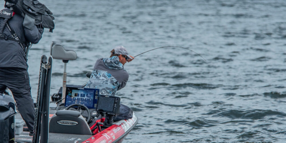 Image for Final Stage of the 2020 Bass Pro Tour Brings Record-Breaking Day One
