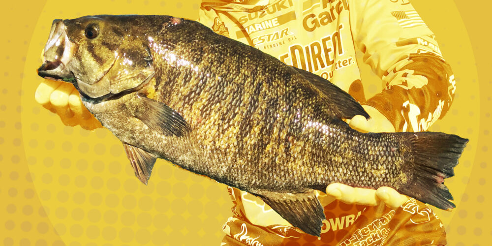 Image for All You Need to Know About Sturgeon Bay's Sensational Smallmouth
