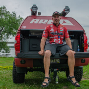 Now that Stage Five of the Bass Pro Tour is over, Myers is packed up and looking forward to the FLW Pro Circuit Super Tournament in La Crosse, Wisconsin.