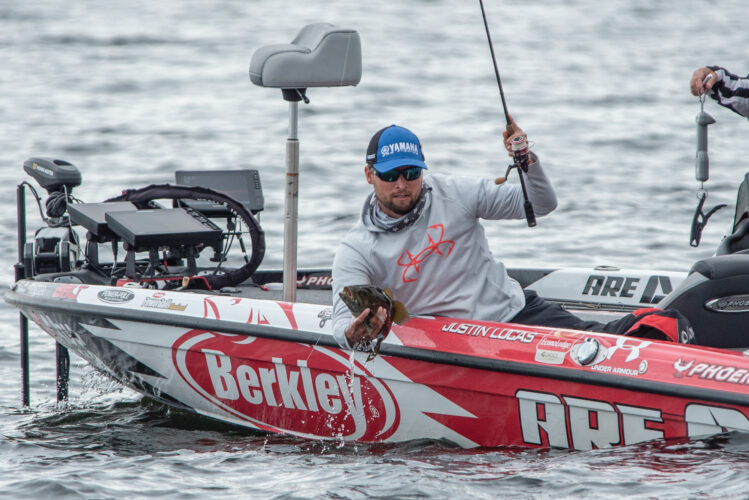 Image for GALLERY: Justin Lucas Wins on Sturgeon Bay