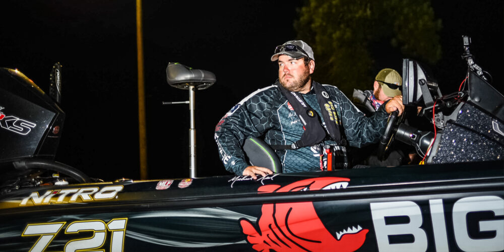 Image for MICHAEL NEAL: Prepping for Both Smallmouth and Largemouth